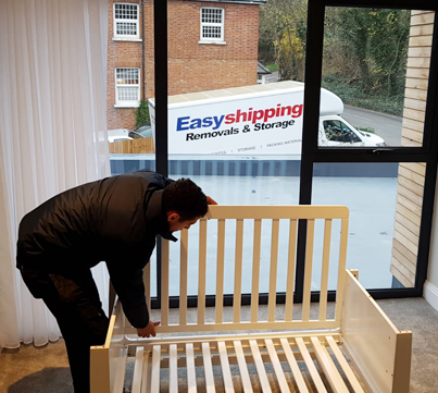 Easy Shipping Removals Service