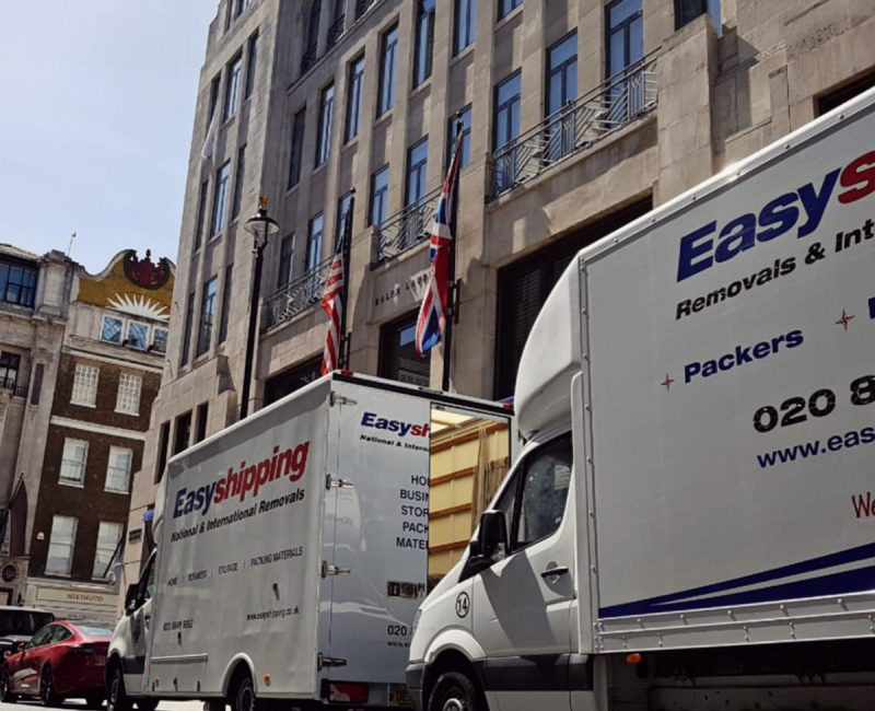 International Removals and Shipping